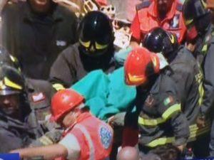 gianni autista di roma 41 anni salvato dalla macerie estratto vivo ad accumoli rieti