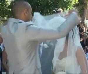 matrimonio ramon e martina a Acquasanta Terme tra le scosse di terremoto