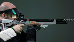 niccolo campriani seconda medaglia olimpica nella carabina