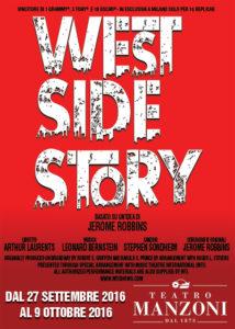 Arriva a Milano il Musical West Side Story al Teatro Manzoni: trama, cast, biglietti, musiche, prezzi, orari ed info
