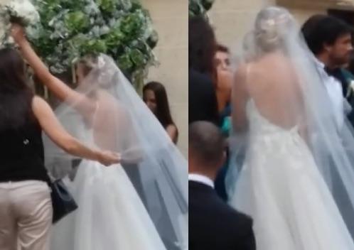 abito da sposa cristel carrisi