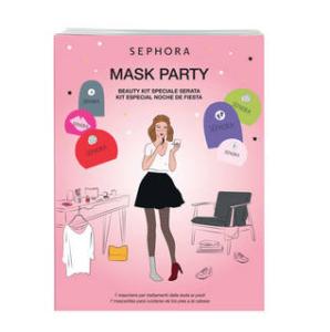 kit maschere sephora viso