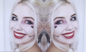trucco-make-up-tutorial-video-youtube-harley-quinn