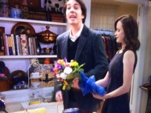 Il nuovo fidanzato di Rory in Inverno Una Mamma per Amica  8 di nuovo insieme