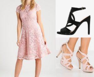 Zalando vestiti rosa