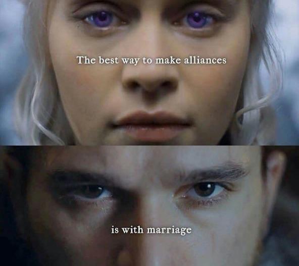 Matrimonio In Economia : Il trono di spade game of thrones spoiler jon snow e