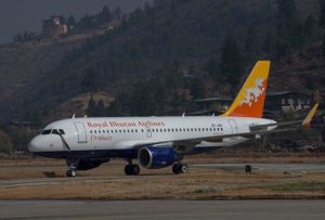 Drukair Royal Bhutan Airlines