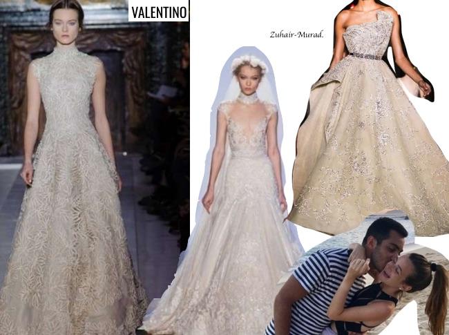 Matrimonio Gipsy Stilista : L abito da sposa di renee sutton stilista per le nozze