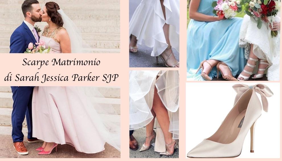 Scarpe Da Sposa Vendita On Line.Sarah Jessica Parker Scarpe Amazon Anche Da Sposa Shop On Line E