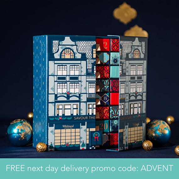 Whittard Of Chelsea Collezione di Natale: il calendario ...
