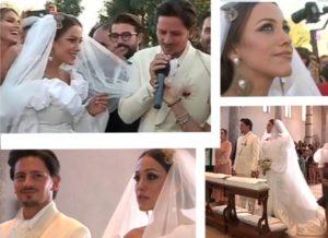 1f0111c7c049 Matrimonio Teresanna Pugliese foto matrimonio ed esclusiva a Pomeriggio 5.