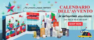 Calendario Avvento Kiehls.Calendario Avvento Kiehl S Natale 2018 Prezzo E Prodotti