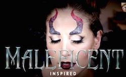Trucco Halloween- Maleficent, moda 2014 , Video Tutorial di Clio Make Up