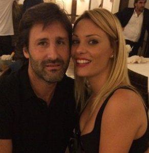 Claudia Galanti: la figlia andò in vacanza con Arnaud Mimran e Tamara Pisnoli