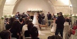 cerimonia nozze aldo e alessia
