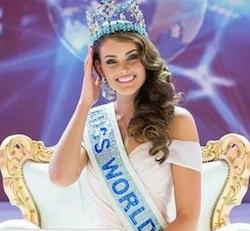 miss mondo 2014 Rolene Strauss foto da Instagram