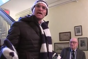 Matt Glendinning Moses School Brown in Rhode Island  video school is closed parodia frozen