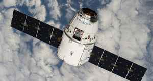 SpaceX dragon international space station
