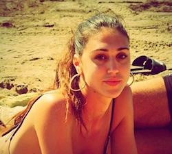 cecilia rodriguez in bikini all'isola dei famosi