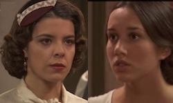gregoria casas e aurora ulloa si incontrano nella terza stagione de il segreto video youtube