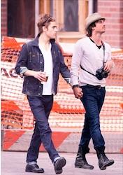 ian somerhalder e paul wesley mano nella mano foto instagram sono gay