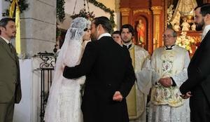 matrimonio maria e fernando il segreto