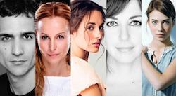 nuovi personaggi senza indentita seconda stagione