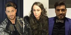nuovi tronisti uomini e donne 2015 valentina dallara amedeo andreozzi e fabio