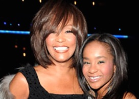 Bobbi Kristina Brown come Whitney Houston svenuta nella vasca- ultime notizie