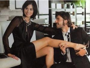 Loreto Mauleon Maria Il Segreto Telenovela valletta ideale per Sanremo 2016