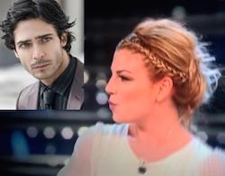 emma marrone evita il video di marco bocci al festival di sanremo 2015