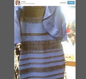 foto vestito che cambia colore la soluzione il vero colore dell abito