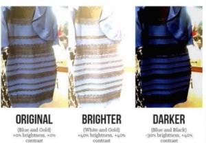 il vestito cher cambia colore the dress su twitter ecco i colori