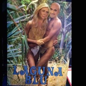 mara venier e alfonso signorini su playa desnuda foto da instagram e twitter regalata ad alessia marcuzzi