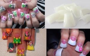 nail art manicure duck unghie a papaera tendenze unghie nail art Duck Flare