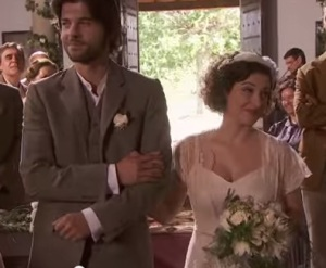 nozze candela e tristan gonzalo accompagna candela il segreto telenovela video yuotube