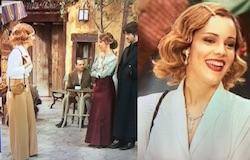 soledad pantaloni chanel nella telenovela il segreto