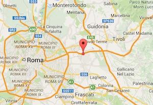 terremoto oggi a roma in tempo reale lunghezza castelverde centro commerciale roma est
