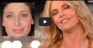 tutorial make up di charlize theron sanremo 2015 by clio make up video youtube