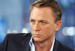 ultime notizie daniel craig film 007 a roma
