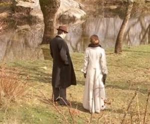 alfonso racconta la verita su salvador casto ad emilia il segreto telenovela