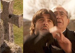 fernando colpevole dell incidente con la croce di gonzalo il segreto telenovela video youtube anticipazioni spagnole seconda stagione