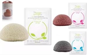 The Konjac Sponge Company spugna vegetale per il viso dal giappone