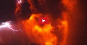 eruzione vulcano calbuco