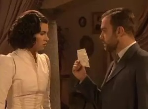 fernando scopre che i biglietti e la fuga di maria e gonzalo il segreto telenovela