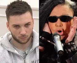 loredana berte contro mattia briga seconda puntata di amici 2015 in onda 18 aprile