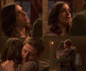 mariana resta incinta sara madre nella terza stagione de il segreto del marito nicolas