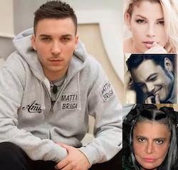 mattia briga duetto con emma marrone e tiziano fetto critiche di loredana berte seconda puntata serala di amic 2015 anticipazioni scoop gossip