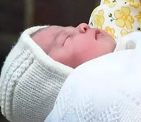 Charlotte Elizabeth Diana principessa inghilterra londra news