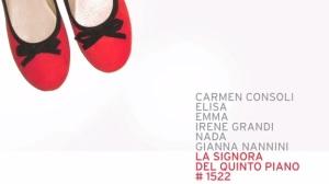 canzone per le donne Emma Marrone, Irene Grandi, Elisa, Gianna Nannini e Nada, Carmen Consoli,